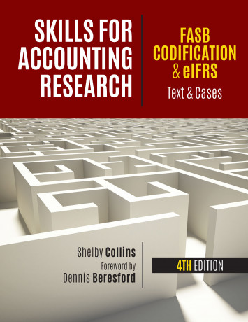 Skills for Accounting Research, 4e