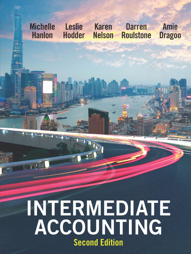 Intermediate Accounting, 2nd edition