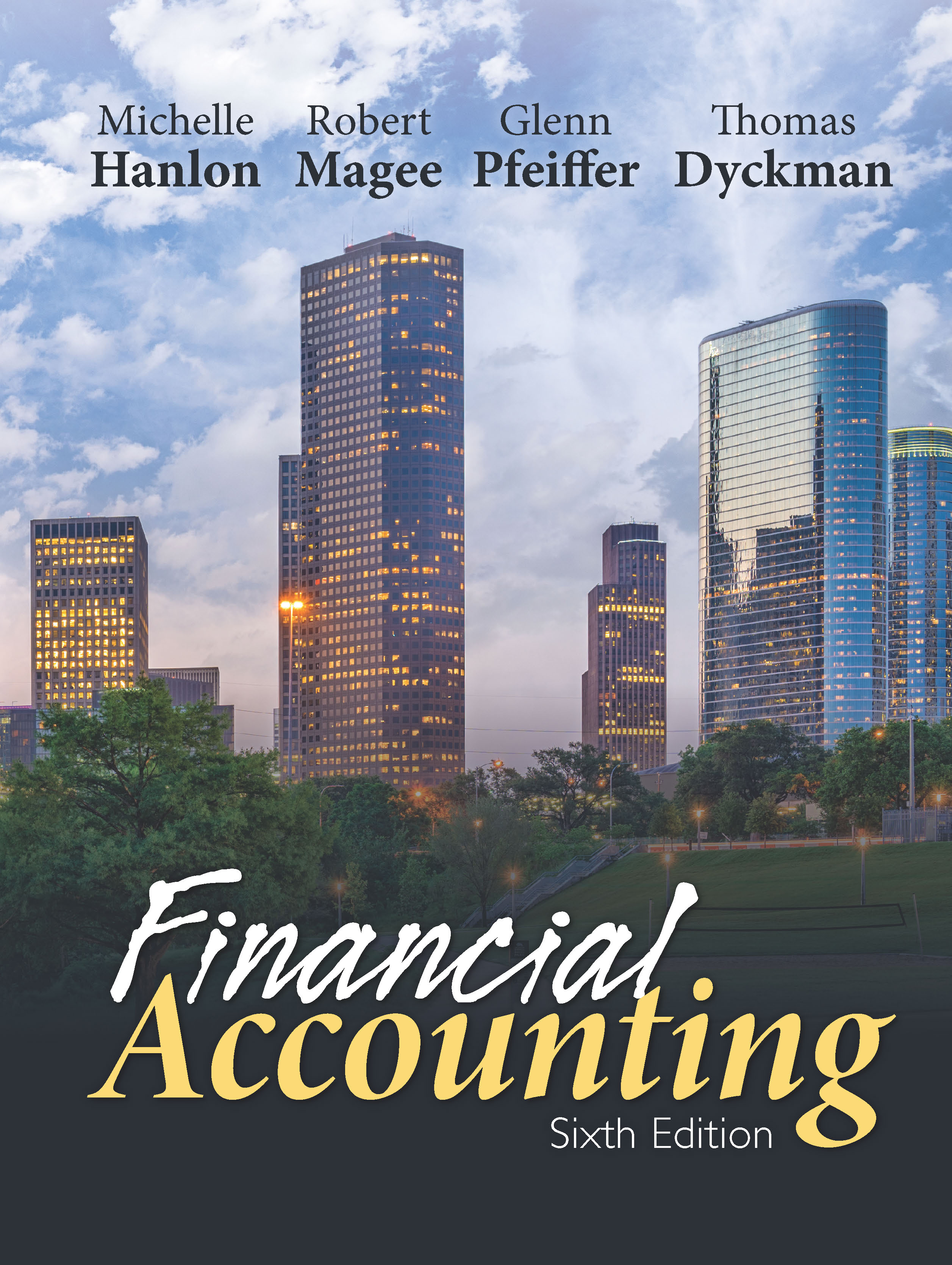 Financial Accounting, 6e