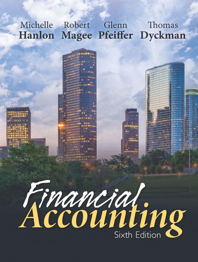 Standalone - Financial Accounting, 6e