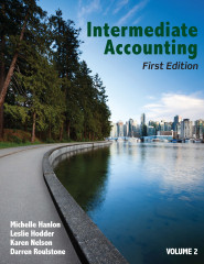 Intermediate Accounting (Volume 2), 1e