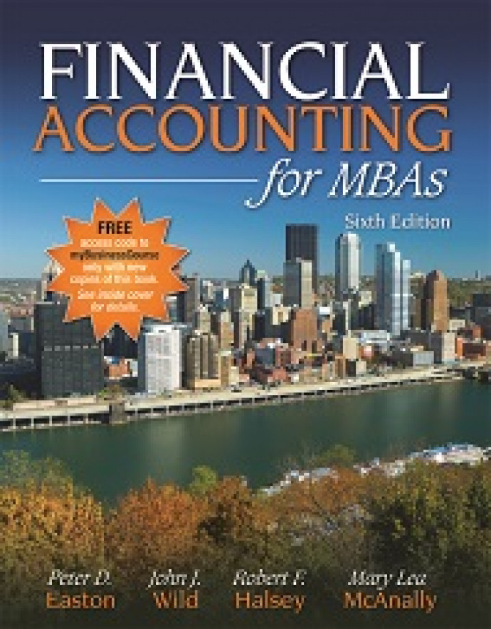 Standalone - Financial Accounting for MBAs, 6e