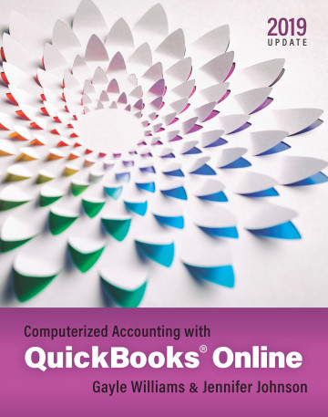 Computerized Accounting with QuickBooks Online - 2019 Update