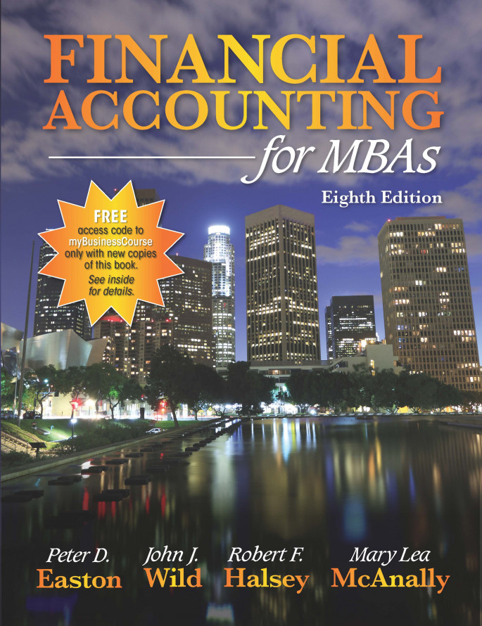 Standalone-Financial Accounting for MBAs, 8e