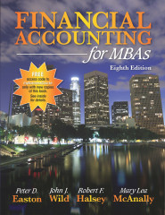 Financial Accounting for MBAs, 8e