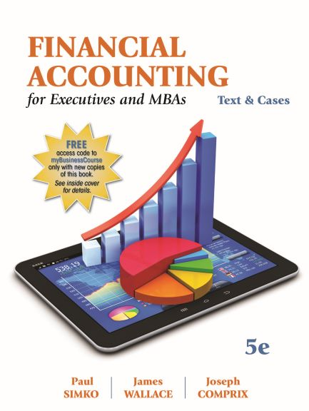 Financial Accounting for Executives & MBAs, 5e