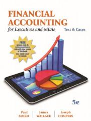 Financial Accounting for Executives & MBAs, 5e