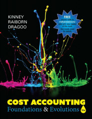 Cost Accounting, 10e