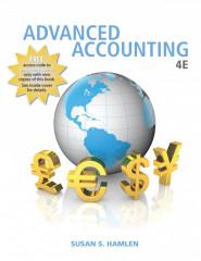 Custom Advanced Accounting (Thomas More University)