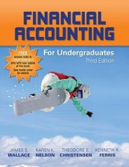 Financial Accounting for Undergraduates, 3e