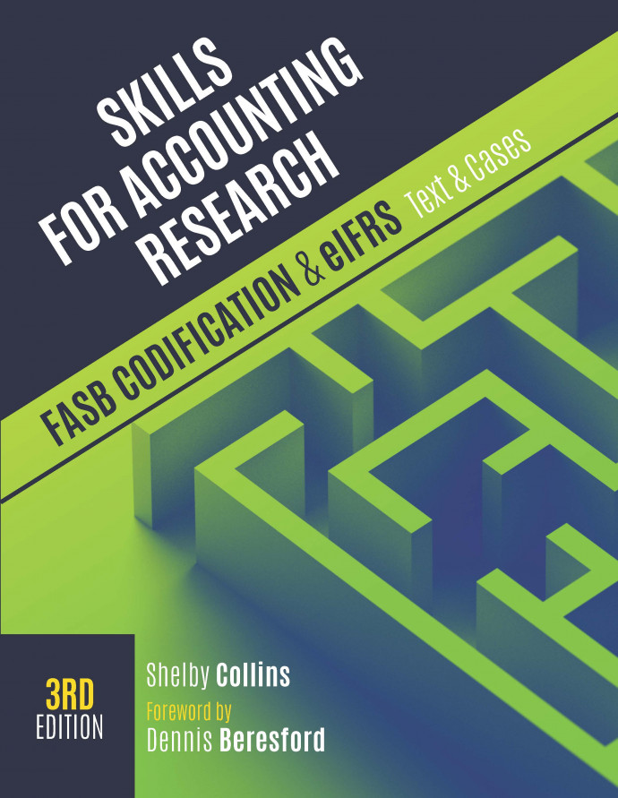Standalone - Skills for Accounting Research 3e