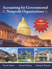 Accounting for Governmental & Nonprofit Organizations, 2e