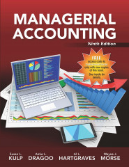 Managerial Accounting, 9e