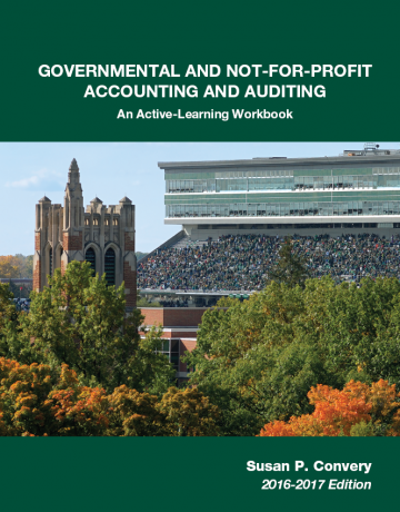 Governmental and Not-for-Profit Accounting and Auditing