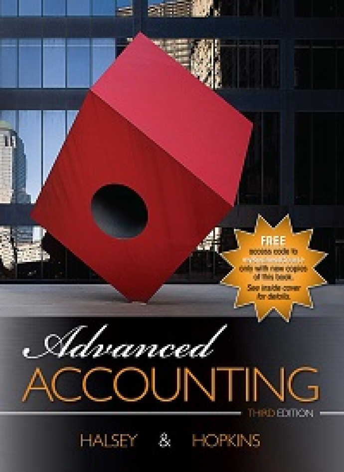 Standalone - Advanced Accounting 3e Halsey