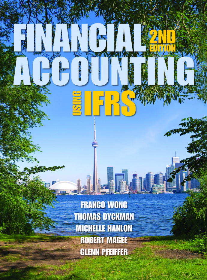 Financial Accounting using IFRS, 2e