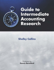 Guide to Intermediate Accounting Research