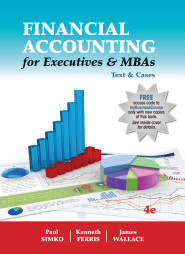 Financial Accounting for Executives & MBAs, 4e
