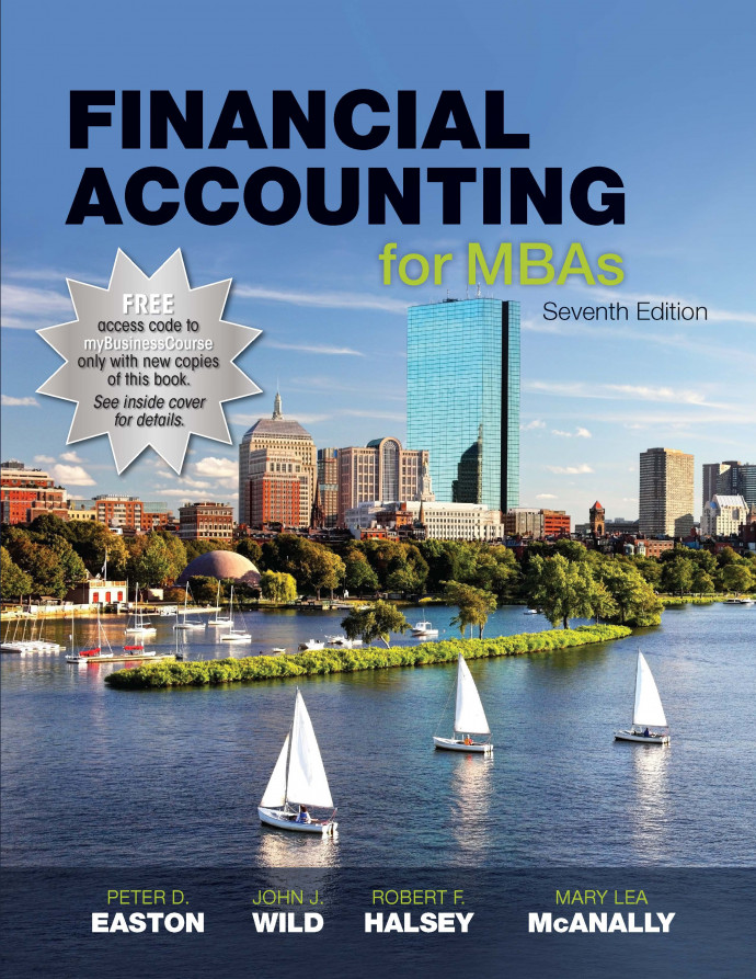 Standalone - Financial Accounting for MBAs, 7e