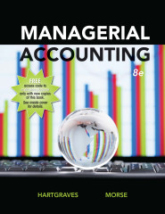 Managerial Accounting, 8e
