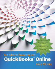 Computerized Accounting with QuickBooks Online, 1e