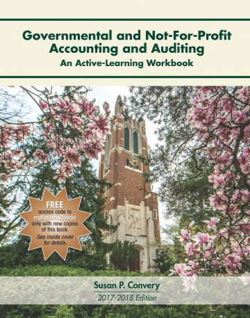 Governmental and Not-for-Profit Accounting and Auditing, 2017-2018 Update