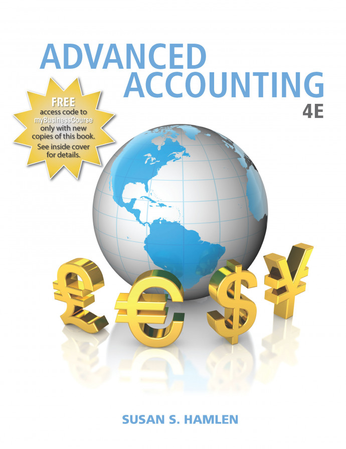 Standalone - Advanced Accounting, 4e Hamlen