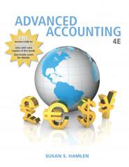 Advanced Accounting, 4e