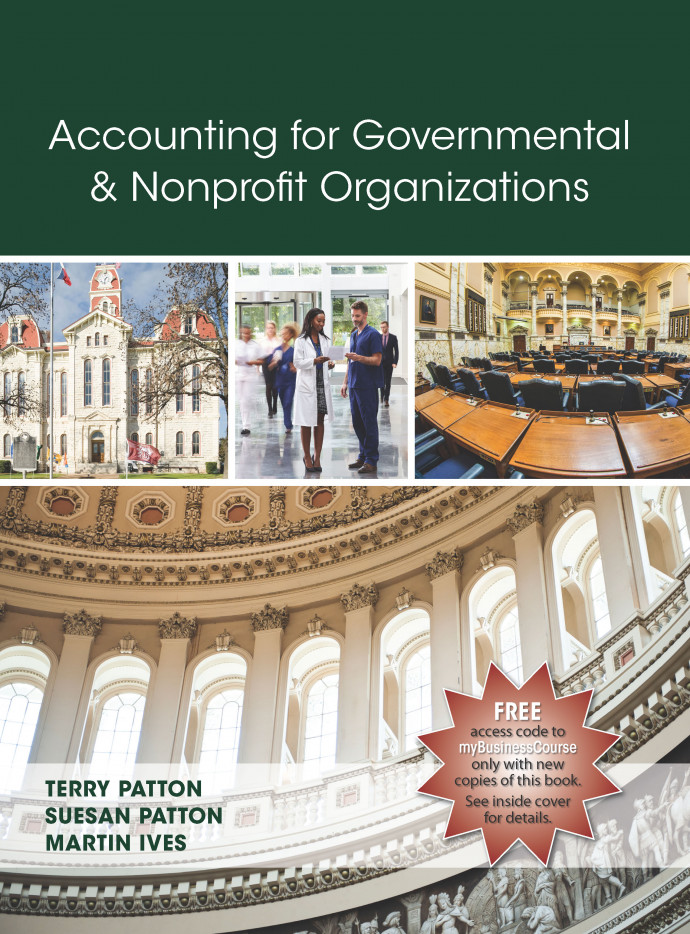 Accounting for Governmental and Nonprofit Organizations