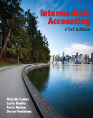 Intermediate Accounting, 1e